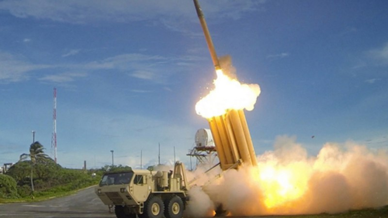 US deploys new interceptor missiles in South Korea