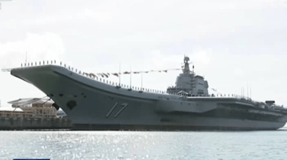China: PLA Navy moving ahead with first indigenous aircraft carrier sea trials