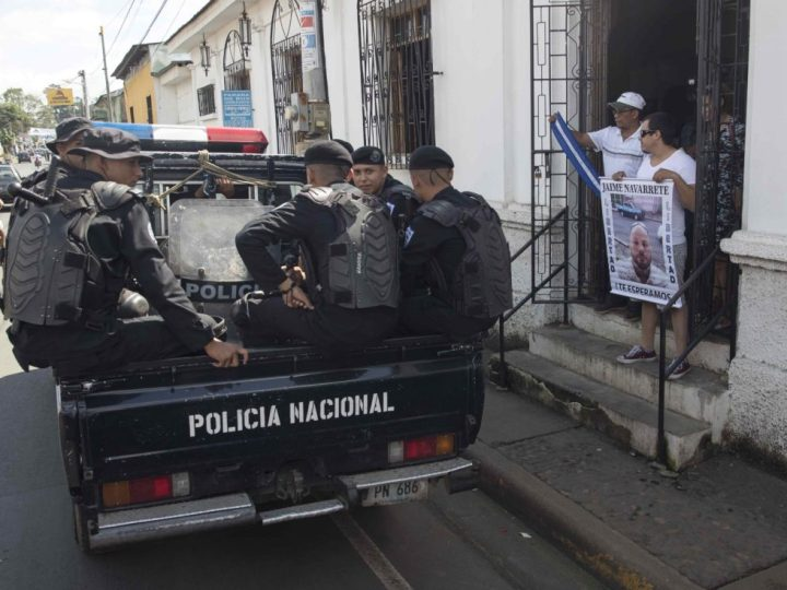 The EU Bans six Key Nicaraguan Officers