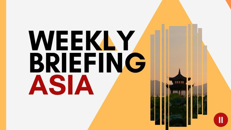 Asia Pacific Weekly Briefing – 22-27 June
