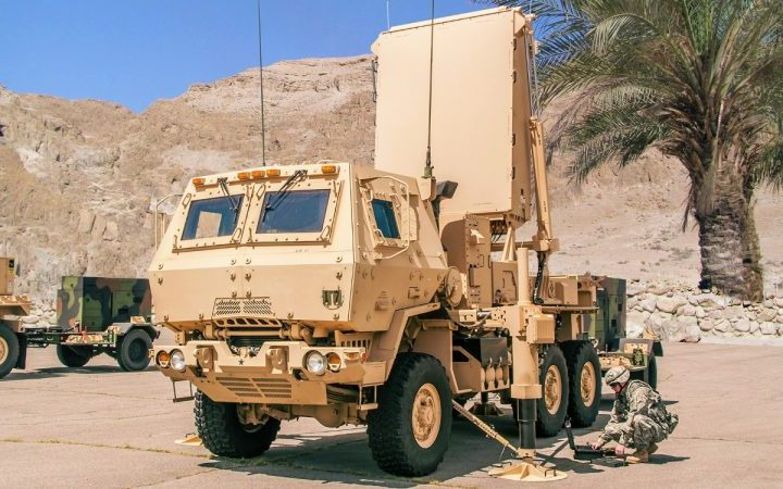 Lockheed Martin Wins 1USD Billion Contract For  Intercept on Target  Advanced Capability – 3 missiles Radar