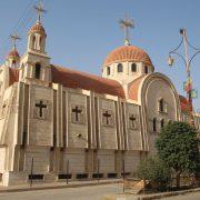 Big church in Derik