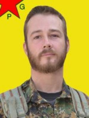 Şehîd Gabar Rojava (John Robert Gallagher)