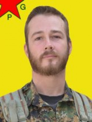Şehîd Gabar Rojava (John Robert Gallagher)