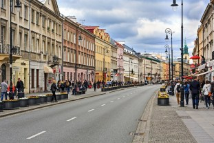 Medical Travel in Europe - Warsaw