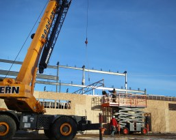 MDU-Walls going up (1)