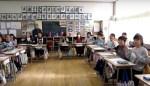 Amenaza a la calidad de la enseñanza en Japón: maestro de primaria, profesión en declive