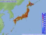 El calor supera todas las previsiones y llega al récord de 39,5°C en Hokkaido