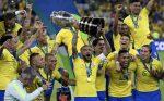 Un práctico Brasil le gana la final de la Copa América a un digno Perú