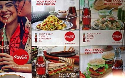 Riccardo Chiuzzi's reference Coca Cola uncredited works
