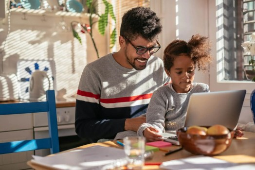 Helping your child to adapt new learning