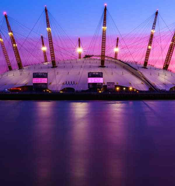 Digital Barriers deploys cutting edge technology at The O2