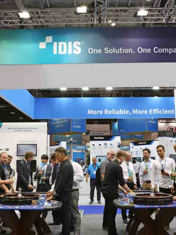 Powerful new video tech to be unveiled by IDIS at IFSEC
