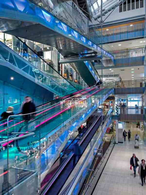 Quality dictates choice for Norwegian shopping centres