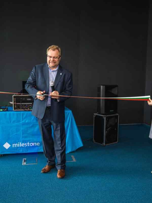 Milestone Systems speeds up development capacity with new office in Bulgaria