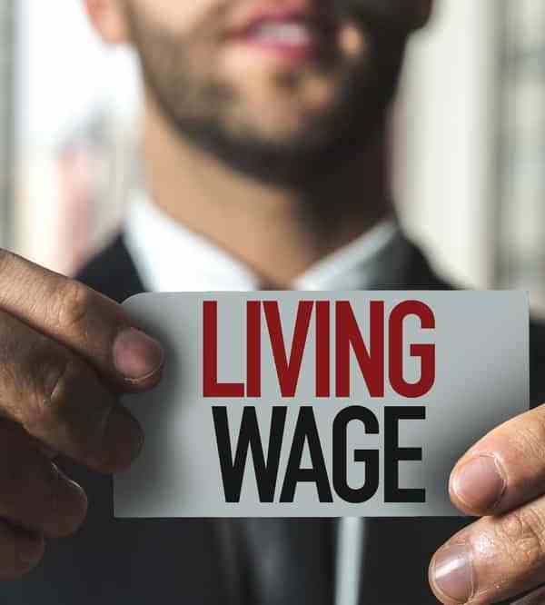 Oprema celebrates commitment to real living wage