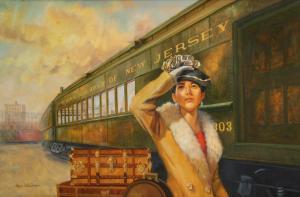 """A New Adventure"" by Angela Trotta Thomas"