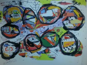 Danny Simmons - USA - The workings of wheels and gears