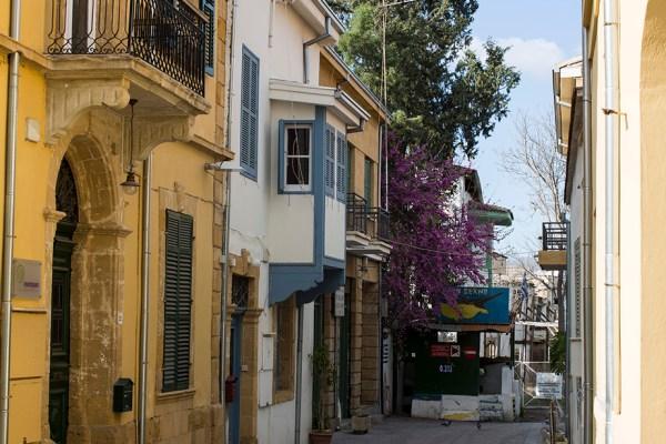 The Ledra Street crossing in Nicosia, Cyprus
