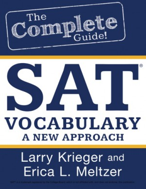 SAT Vocabulary book cover