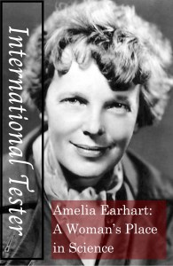 "Download this SAT Practice Reading Passage based on Amelia Earhart's speech ""A Woman's Place in Science."""