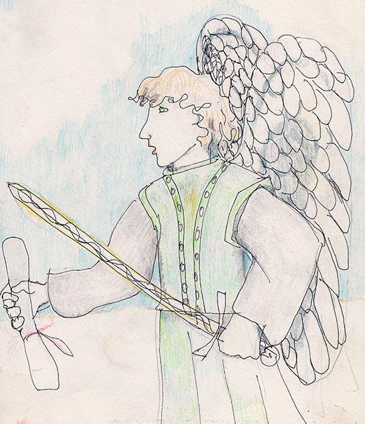 bp angel