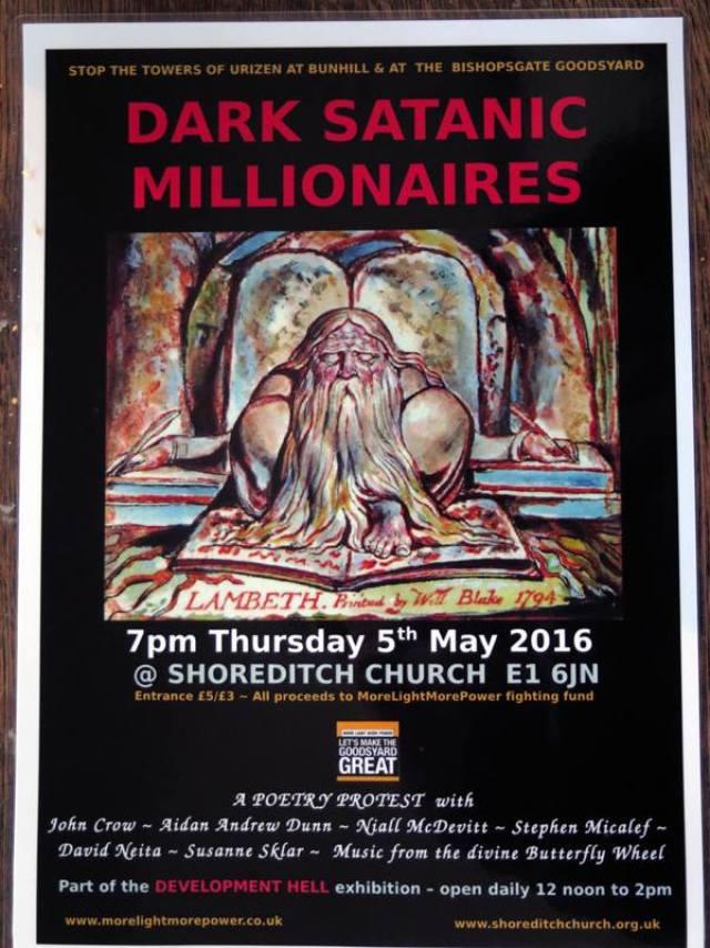 dark satanic millionaires