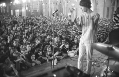 Photo of Mick & Tambourine