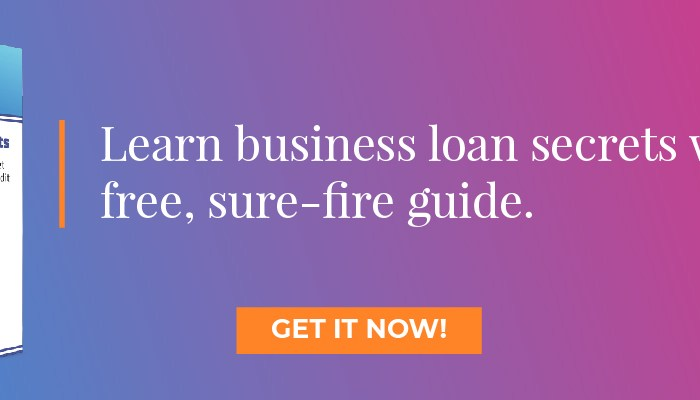 The Treasure Hunt for Low Rate Small Business Loans