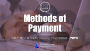 Methods of Payment course