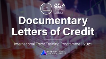 Documentary Letters of Credit - An Online Course
