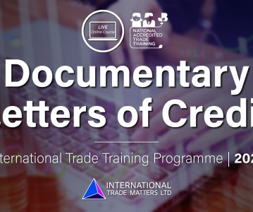 Documentary Letters of Credit – An Online Course