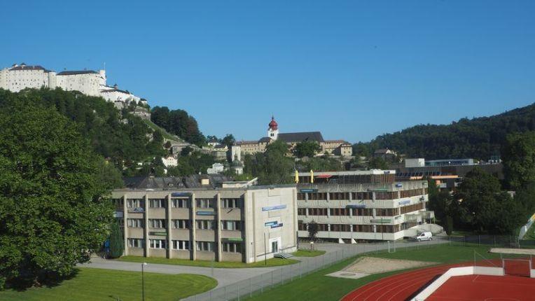Gebäude der PH Salzburg