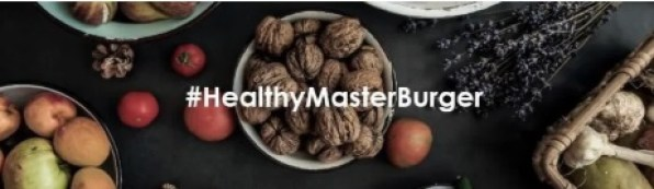 Join our team: Healthy Burger Recipe