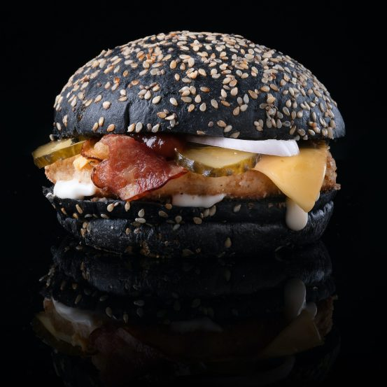 """exaple of helathy burger"""