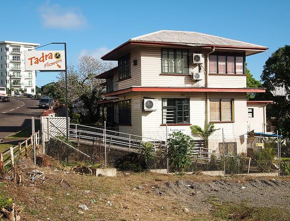 Colonial era house