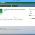 Windows Defender i filtr Windows SmartScreen