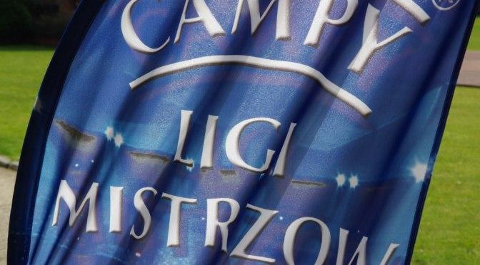 Campy Ligi Mistrzów na Śląskim
