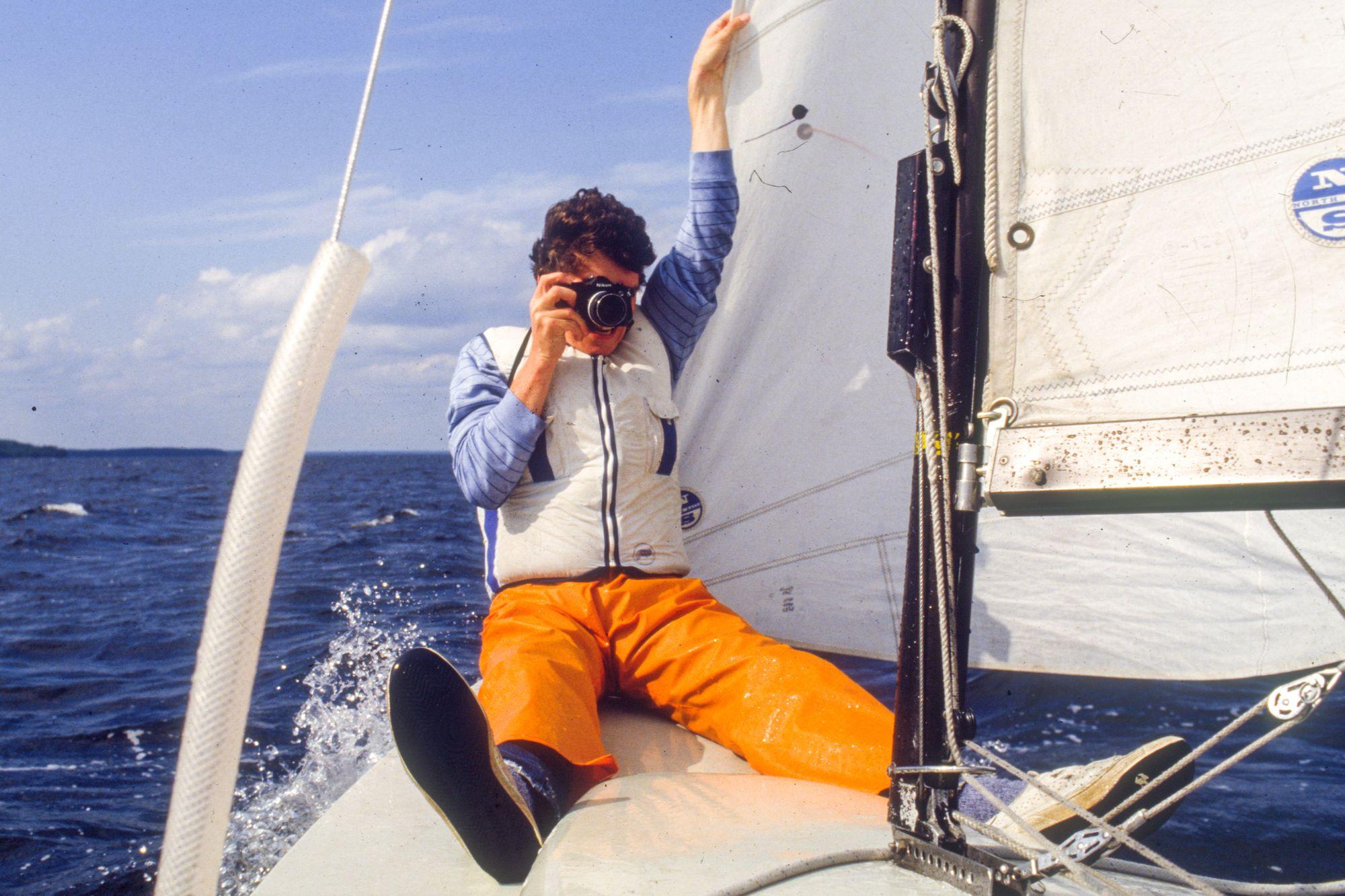 Fotograf Svend Krumnacker 1985 Nikon FM 2 24mm/2.8