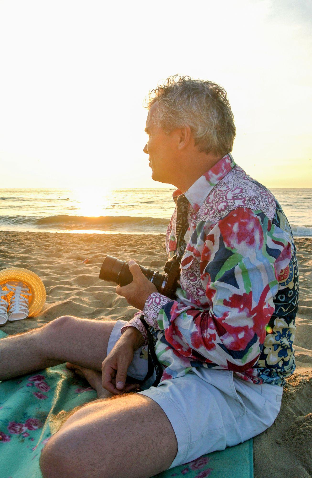 Fotograf Svend Krumnacker 2012 Sony Leica-R