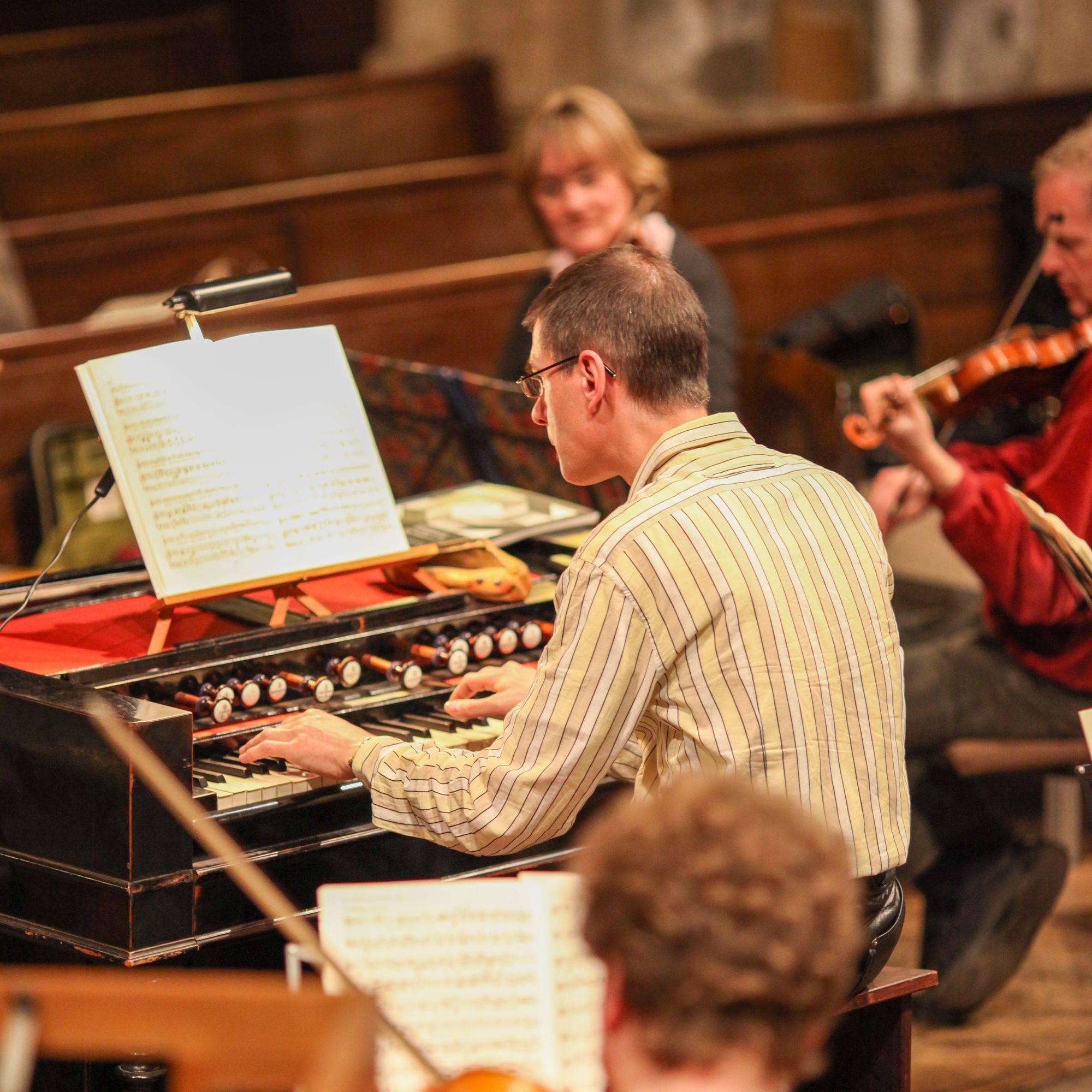 Dortmunder Bachchor Reinoldikirche Dortmund 2009