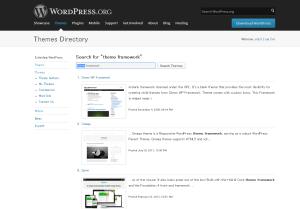 WordPressテーマ・フレームワークの探し方