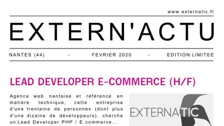 #JOB #Ecommerce #Lead  : Envie de changement ? Intégrez une agence web à taille ...