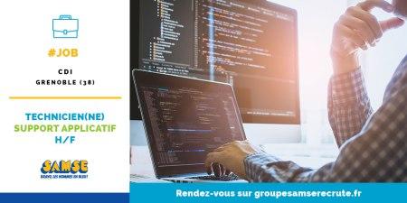 #Job Tu connais et utilises différents langages de #programmation Web (Java, Jav...