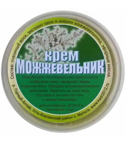 Крем Можжевельник Горный Алтай
