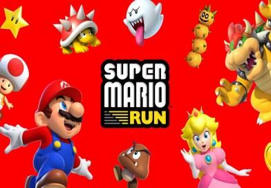 Rescate emotivo Super Mario Run: Reciclando los 80's