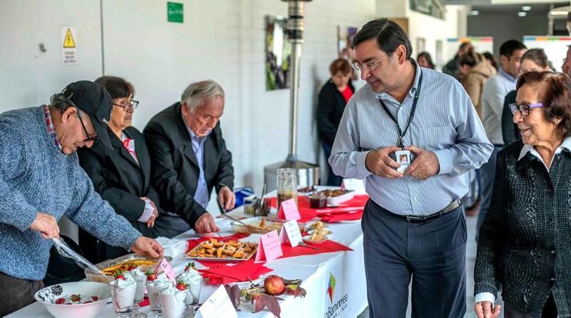 Concurso culinario - Lo Barnechea