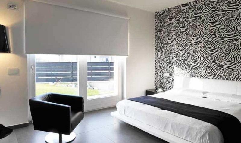 cortinas roller para dormitorios
