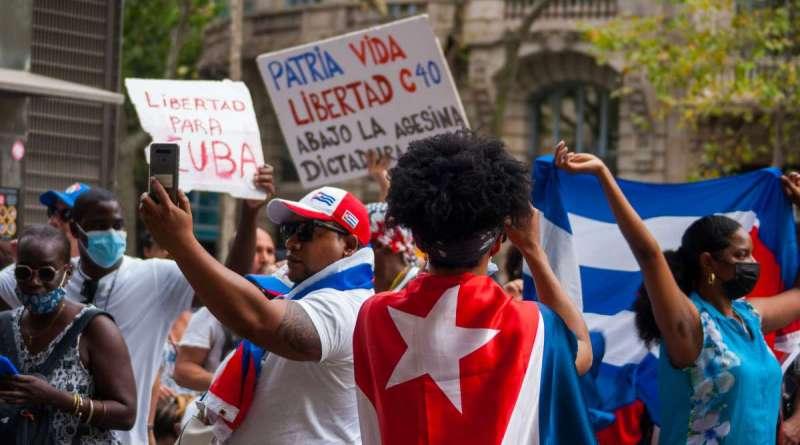 Crisis cubana 2021