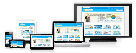 Responsive web design, websites, Milwukee, web designers